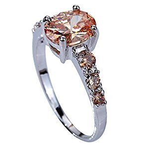 Why My YAZILIND Women Crystal Wedding  Ring Is Better Than Yours Because it is For $0.01