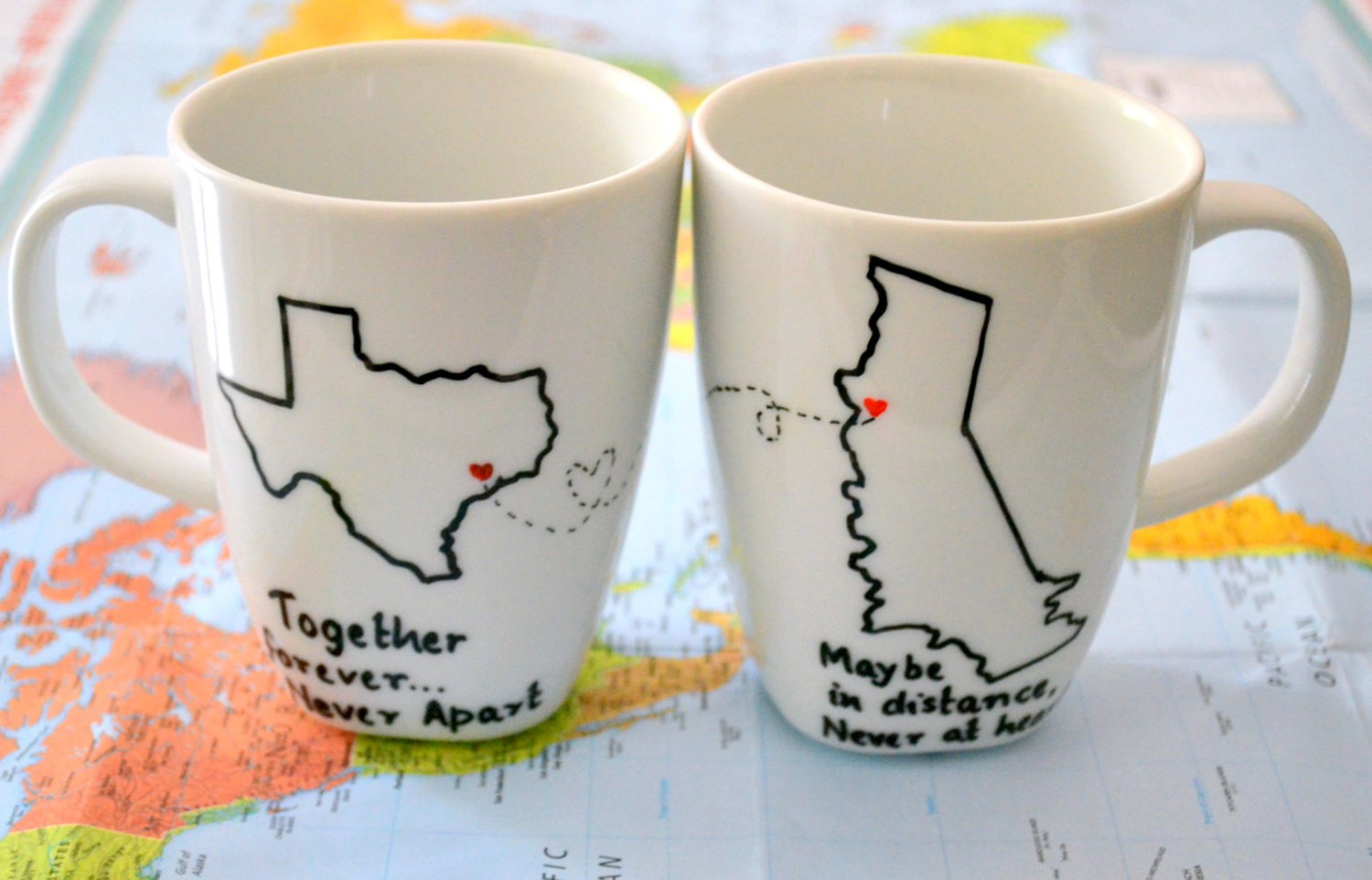 Coffee Mug Cup Set