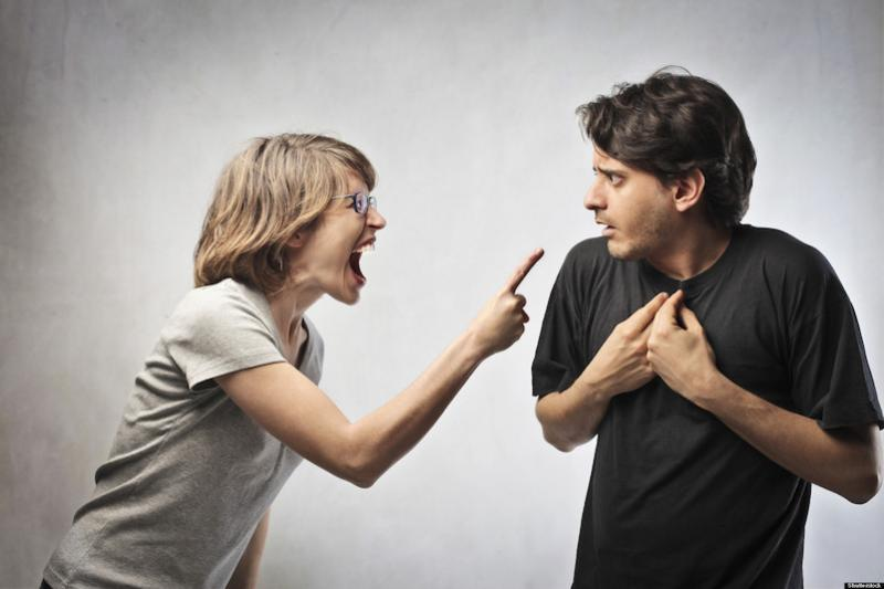Lying relationship