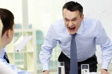 Signs of a Bad Boss